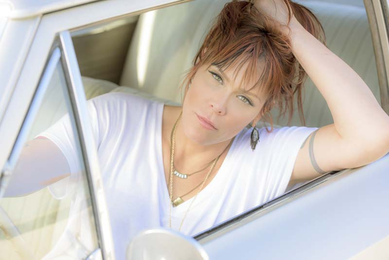 American singer/Songwriter Beth Hart brings her UK tour to Cardiff's St David's Hall during April, 2018