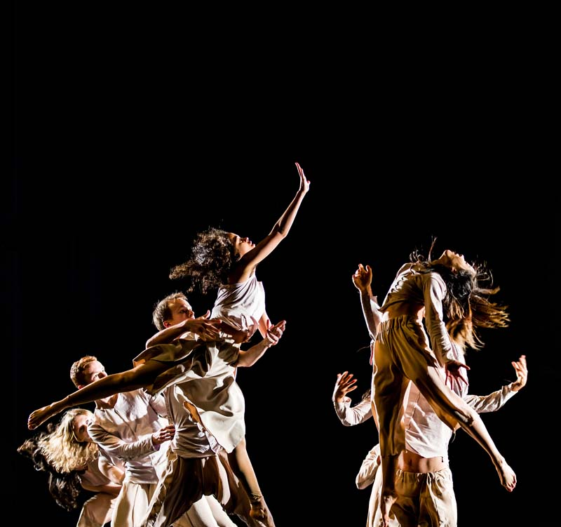 Verve Dance Cpmpant is to perform at The Ffwrnes, Llanelli on April 24.Photo: Nicole Guarino