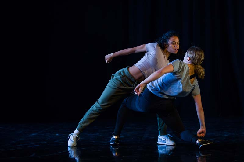 Verve Dance Cpmpant is to perform at The Ffwrnes, Llanelli on April 24.  Photo: Nicole Guarino