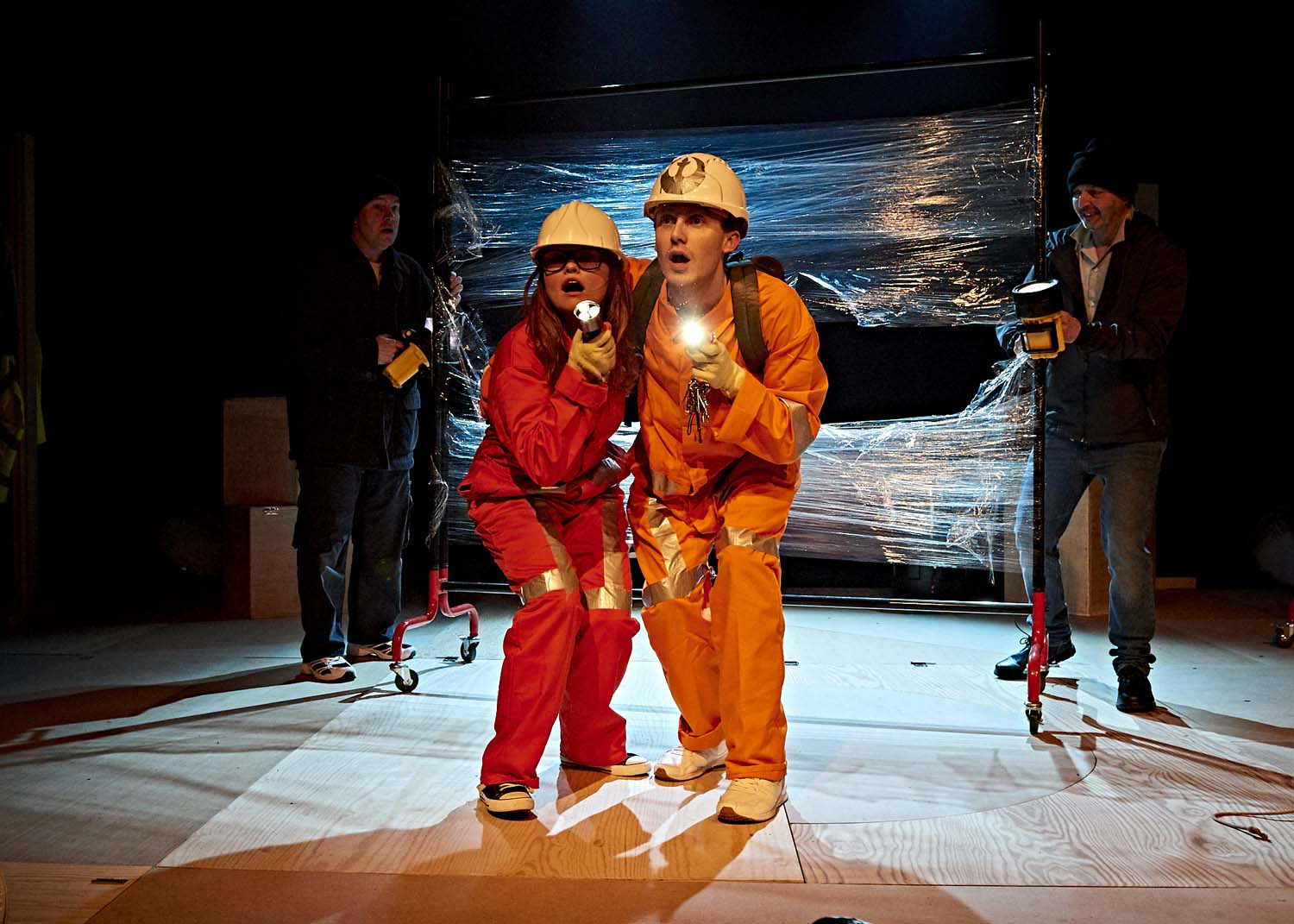 Dirty Protest production  Lightspeed From Pembroke Dock.  is currently touring South Wales