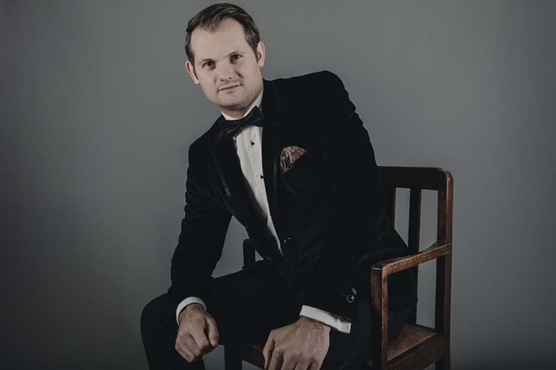 Ross Leadbeater returns to Blackwood Miners Institute on Saturday 12th May