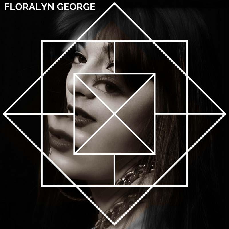 Floralyn George has recently released her rendition of Coolio's  Gangsta's Paradise