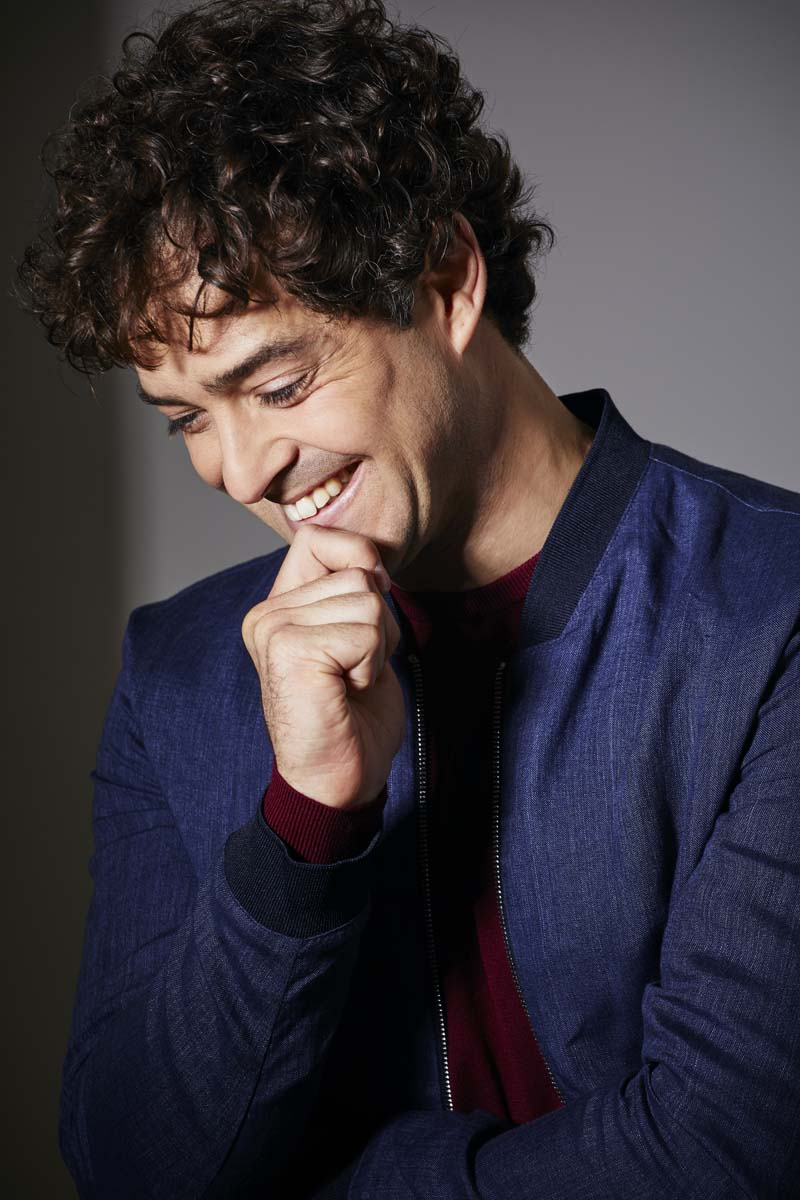 Lee Mead brings his tenth anniversary show to Newport Riverfront on May 19