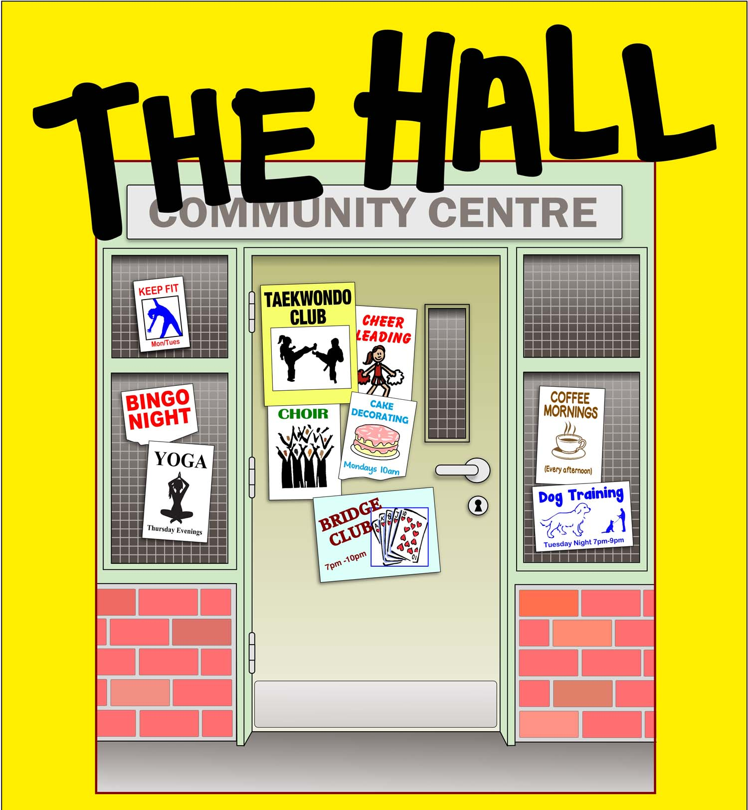 The Hall, plays for one night only at The Tramshed, Cardiff on Wednesday 6th June.