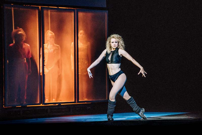 Joanne Clifton takes to the stage of Flashdance - The Musical at Bristol Hippodrome from June 25 – 30.