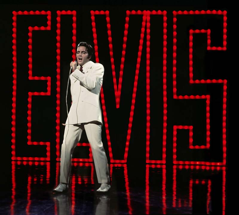 The 1968 Elvis Comeback Special will be shown across UK cinemas on August 16, 2018