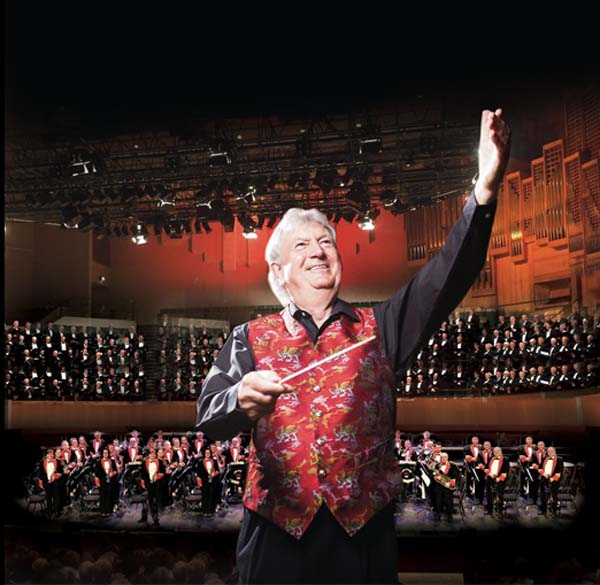 Great Welsh music will be celebrated at The Welsh Proms with  Brass & Voices