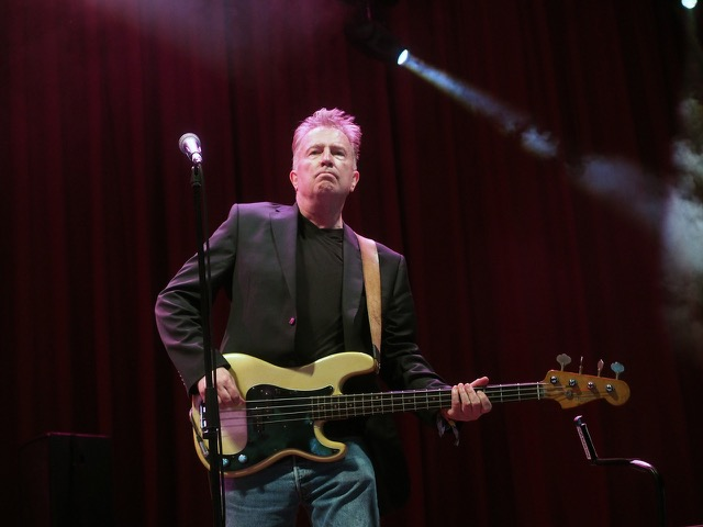 Tom Robinson plays both Bristol and Cardiff in autumn, 2018