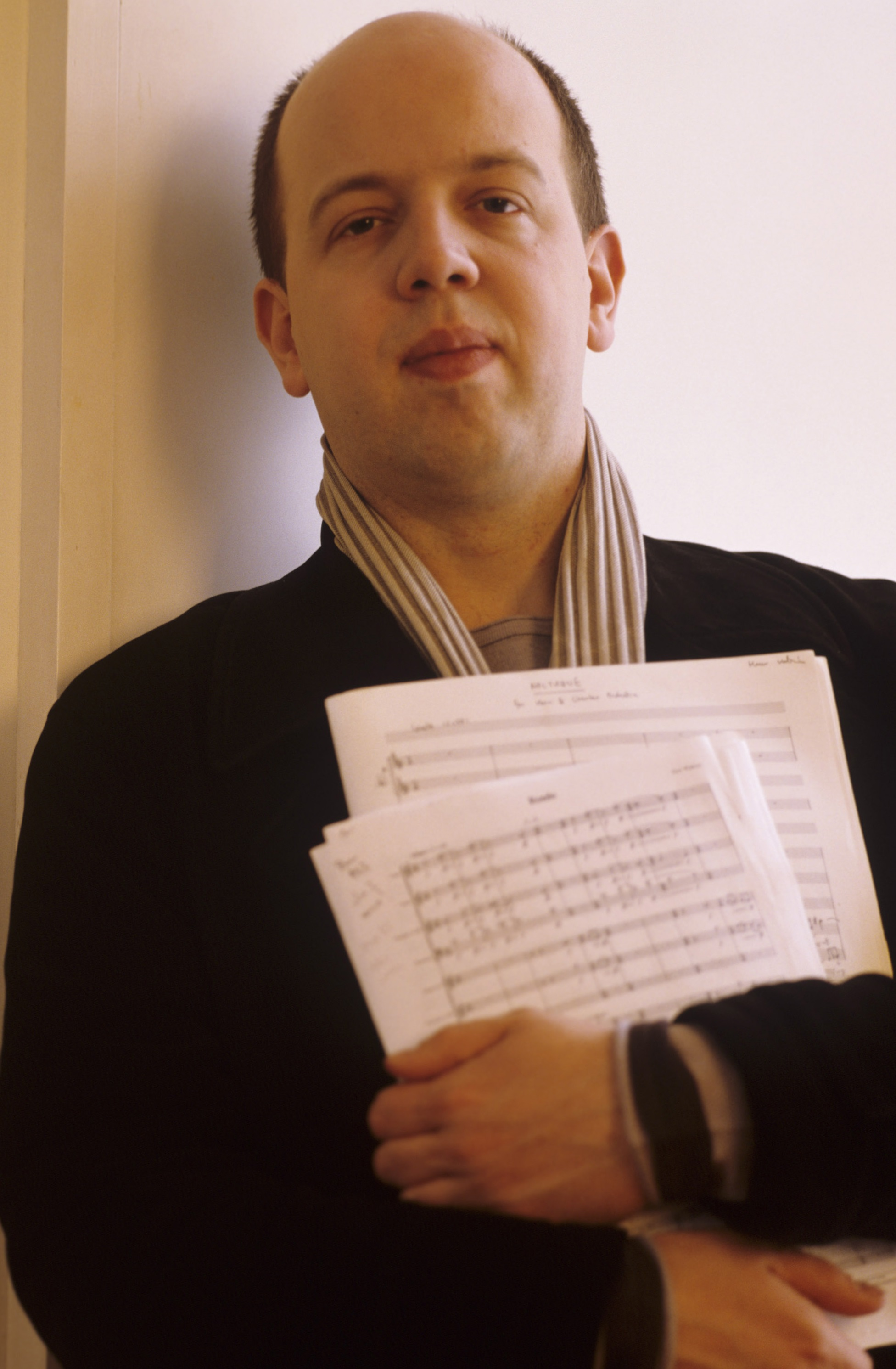 Huw Watkins Of Odysseus Piano Trio Will Play A Lunchtime Concert at St David's Hall, Cardiff on November 13