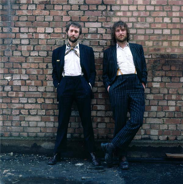 Chas & Dave's biggest chart hit was Ain't No Pleasing You in 1982 which reached No.2 in the UK charts.