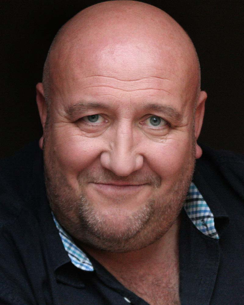 Actor, Steve Speirs will host the WNO Family Concert on October 28 at Cardiff's St David's Hall