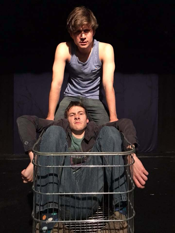 Cardiff Players will present Trainspotting at the Mike Barlow YMCA Theatre, Cardiff.