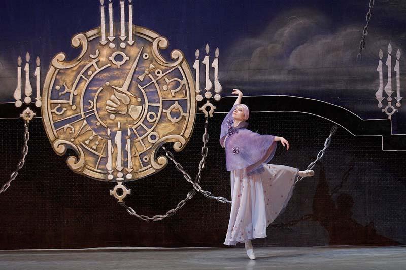S Russian State Ballet & Orchestra of Siberia present  Cinderella  at St.David's Hall, Cardiff (Sun 30 – Mon 31 Dec)