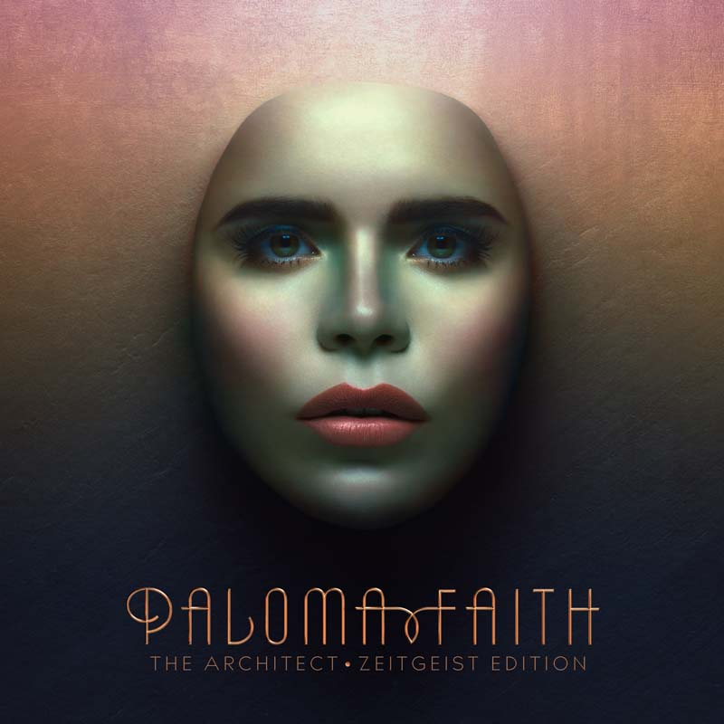 Paloma Faith's  The Architect - Zeitgeist Edition  is out now via RCA Records
