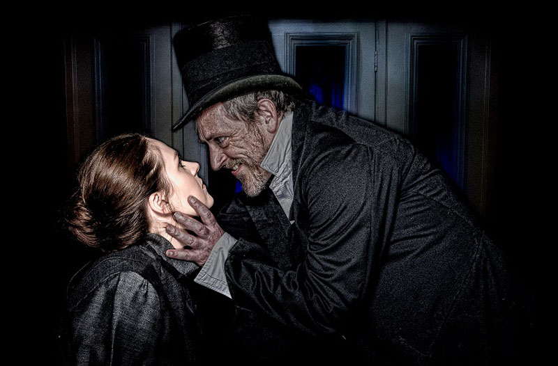 Dr Jekyll & Mr Hyde (Newport Playgoers), Dolman Theatre, October, 2018