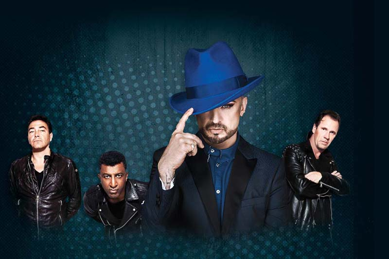 Culture Club, Motorpoint arena, Cardiff, November 2018