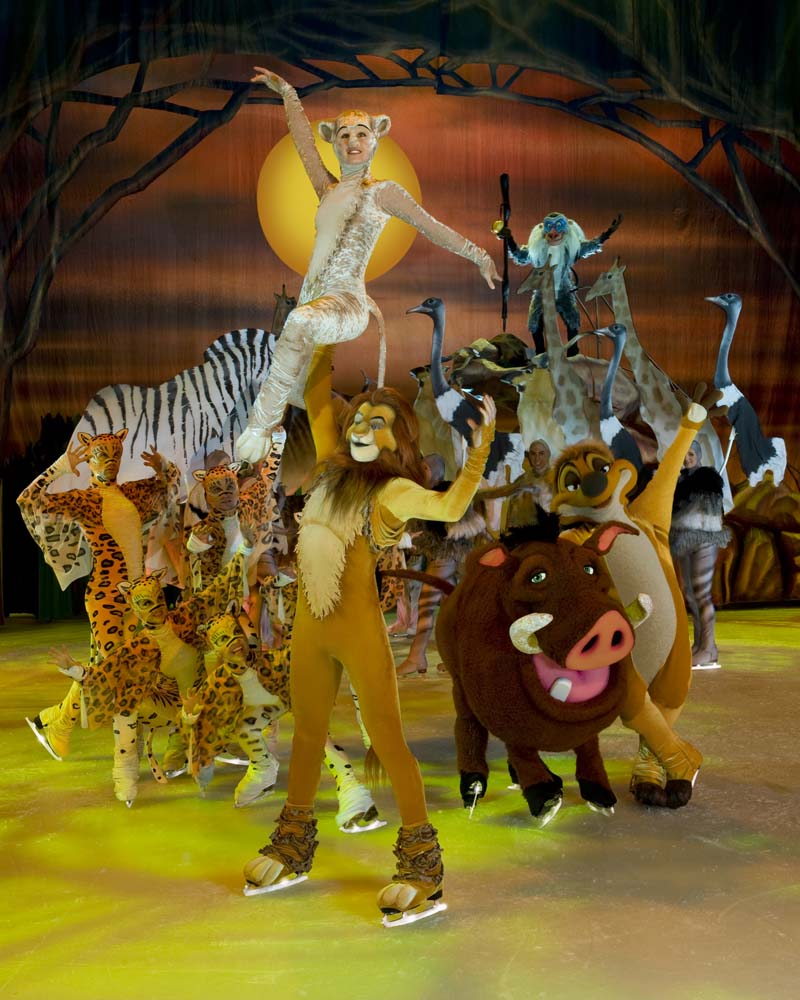 The Wonderful World of Disney On Ice comes to Cardiff Motorpoint Arena from 24th – 28th April 2019.