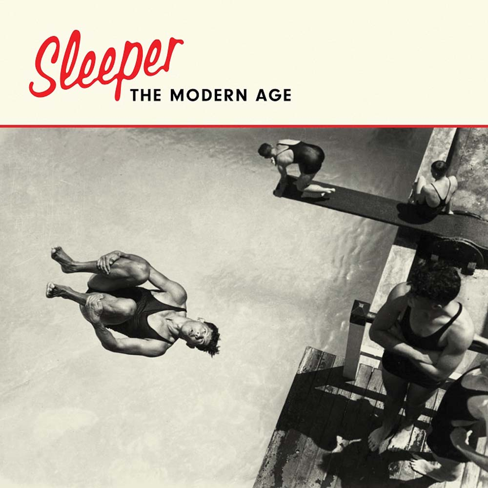 The Modern Age is Sleeper's fourth album release and their first in over 21 years.