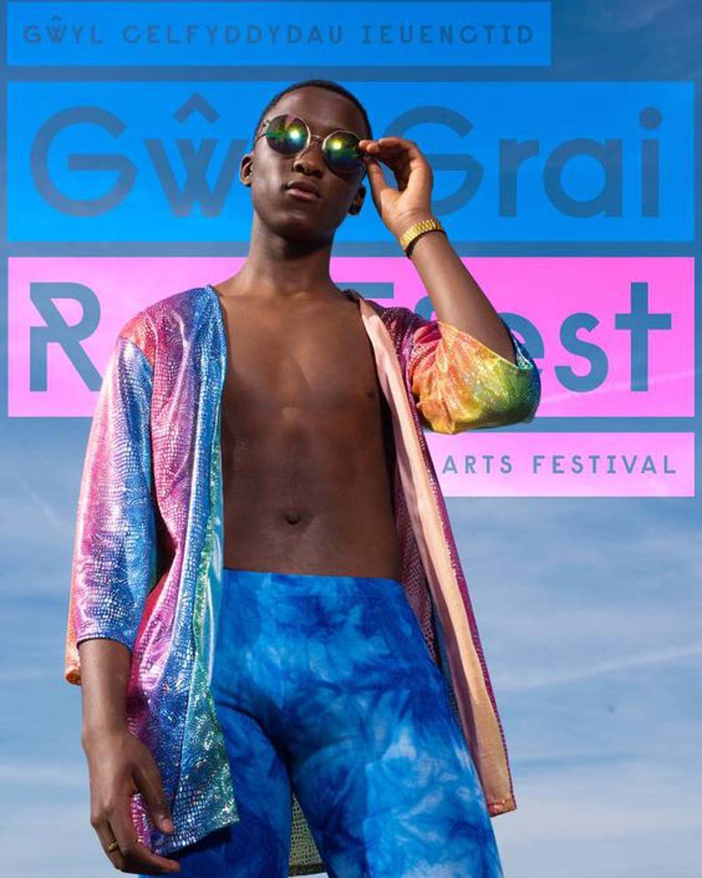 RawFfest takes place in Cardiff from April 25-28, 2019.