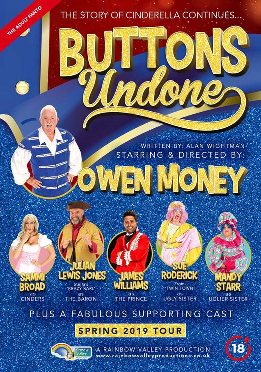 Buttons Undone comes to Newport's Riverfront on June 14, 2019