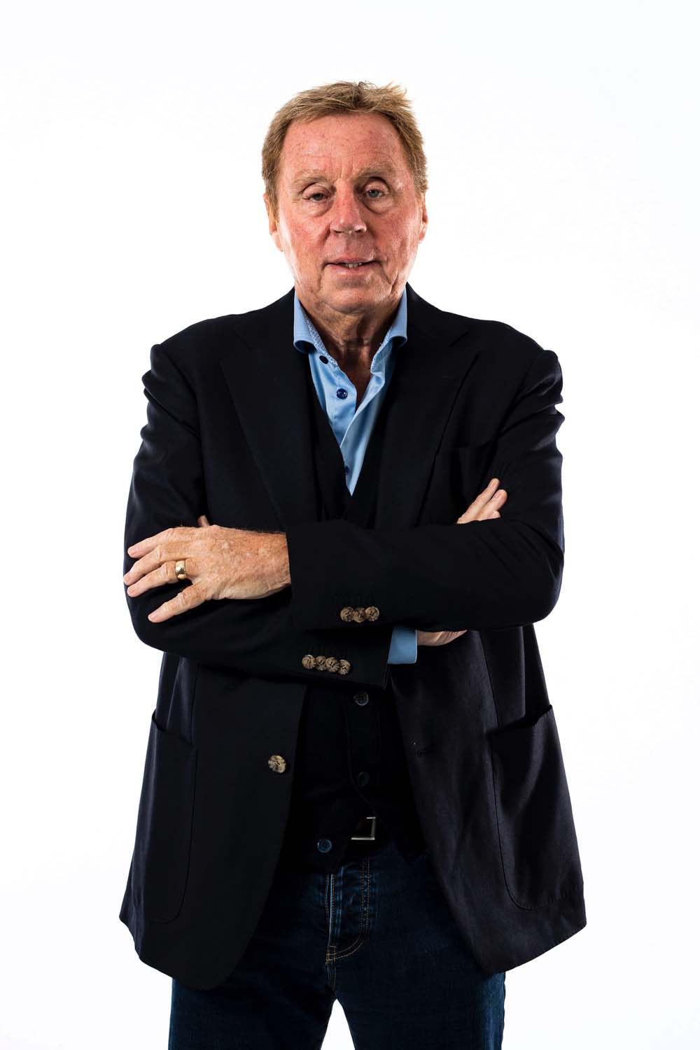 Harry Redknapp comes to Cardiff's St David's Hall on May 29, 2019.