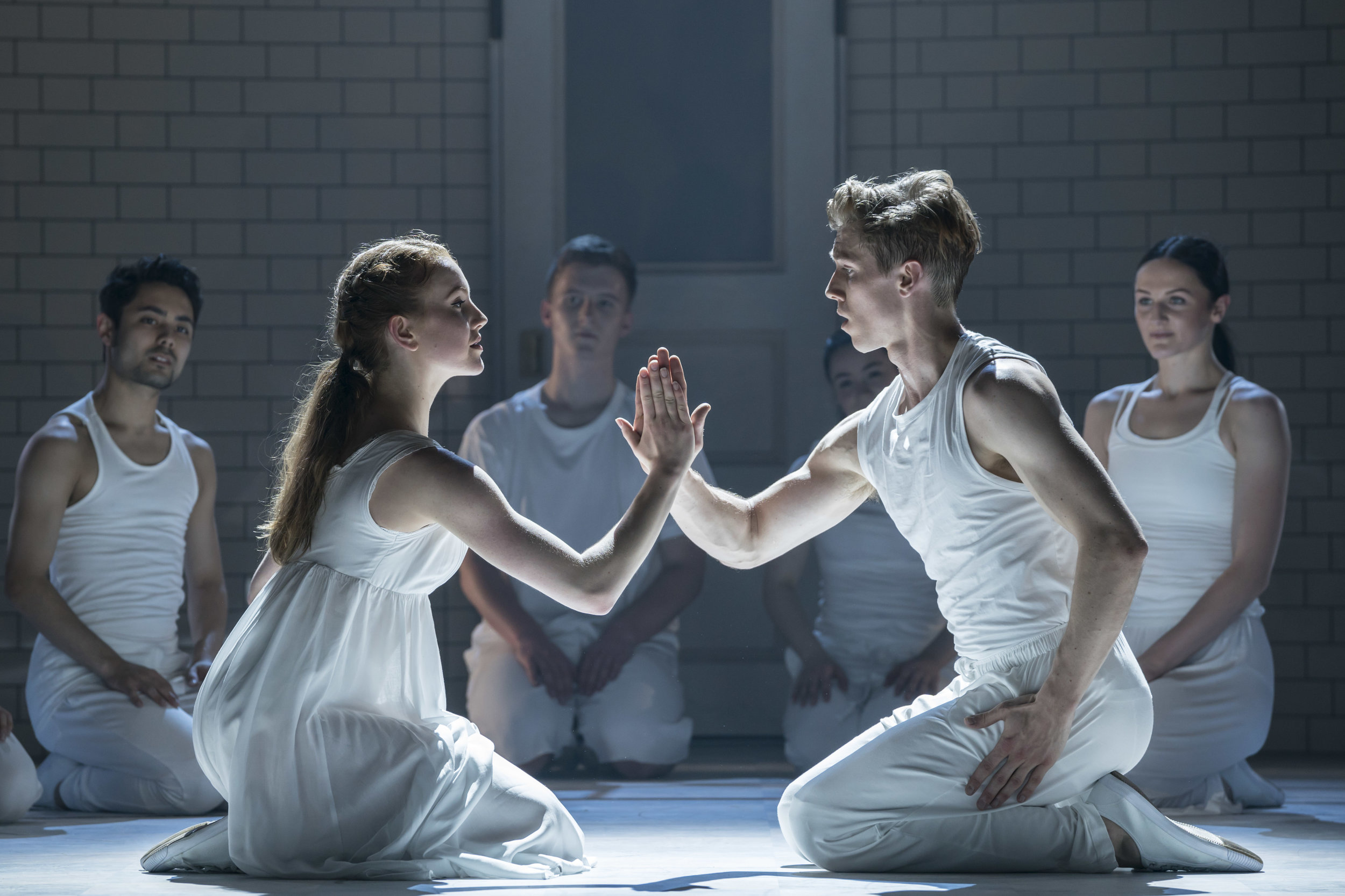 "Matthew Bourne's  ""Romeo and Juliet""  comes to Wales Millennium Centre between June 18-22."