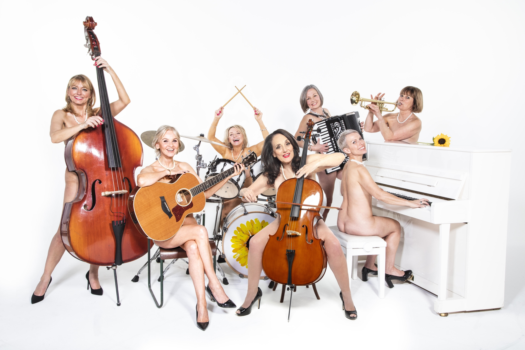 Calendar Girls The Musical plays The Bristol Hippodrome from July 9-20