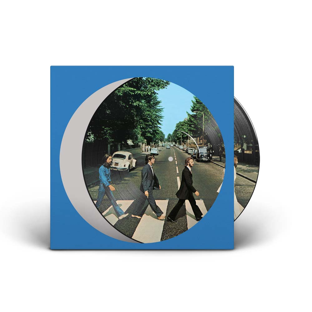 The Beatles' Abbey Road will get a vinyl record picture disc release for its 50th anniversary.