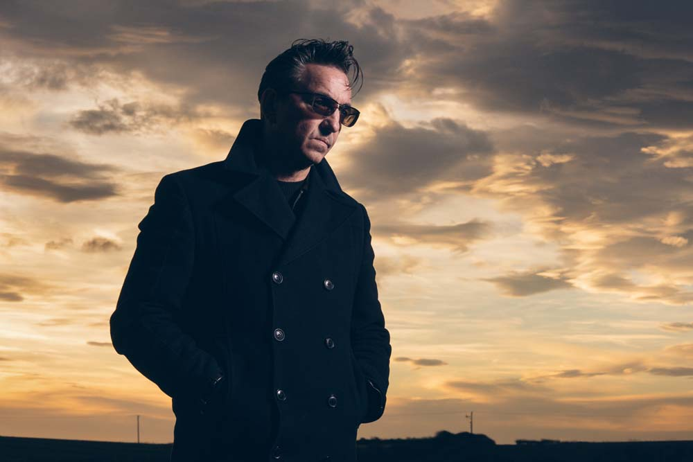 Richard Hawley will tour the UK in support of his album,  Further,  during September and October 2019. Richard plays Bristol's 02 Academy on October 2 and Cardiff University's Great Hall on October 3. Photo by Chris Saunders.