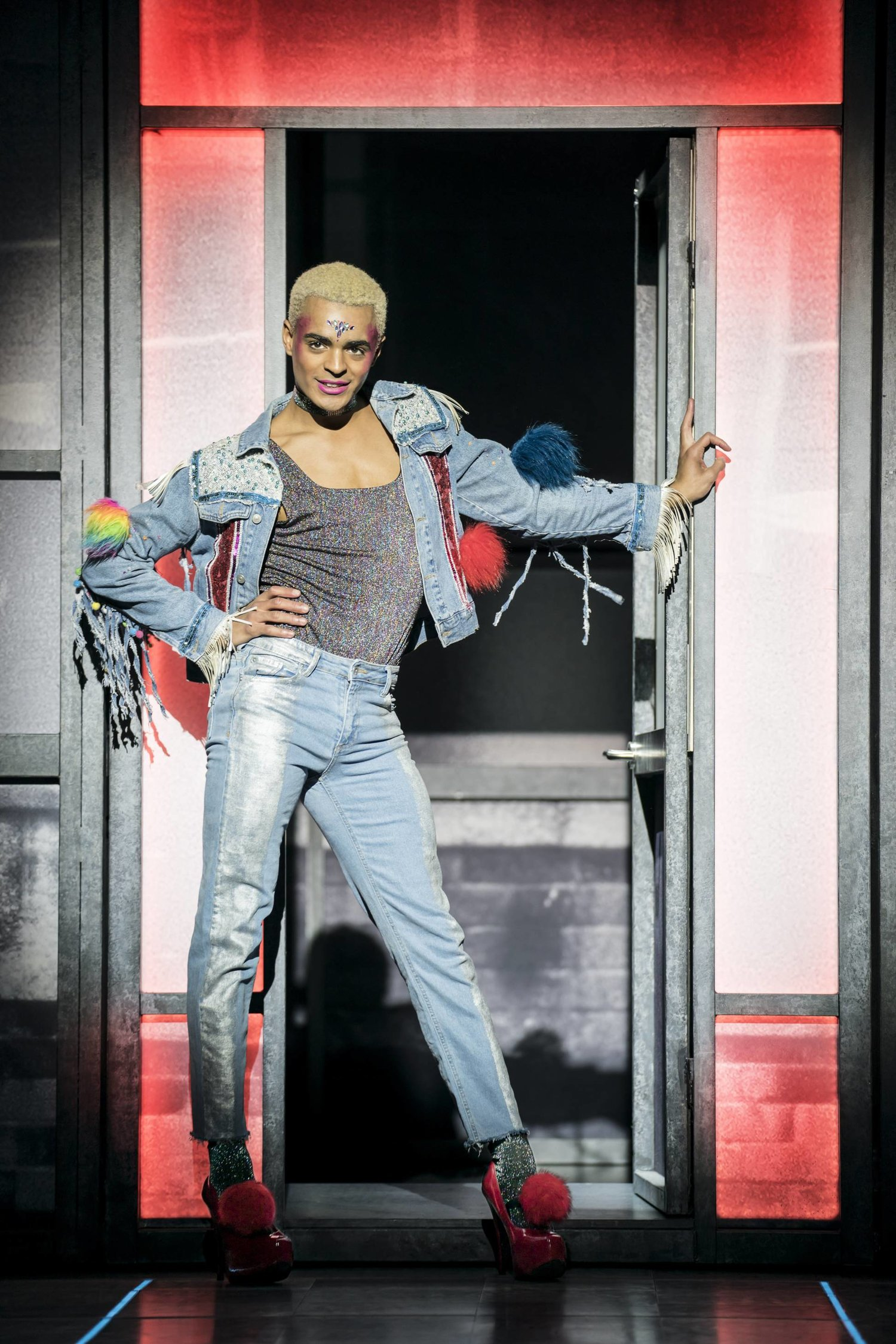 Layton Williams stars in  Everybody's Talking About Jamie  at The Apollo Theatre, London and will be taking the lead for the UK tour in 2020. The show comes to Wales Millennium Centre from Monday 18 May 2020 – Saturday 23 May 2020.