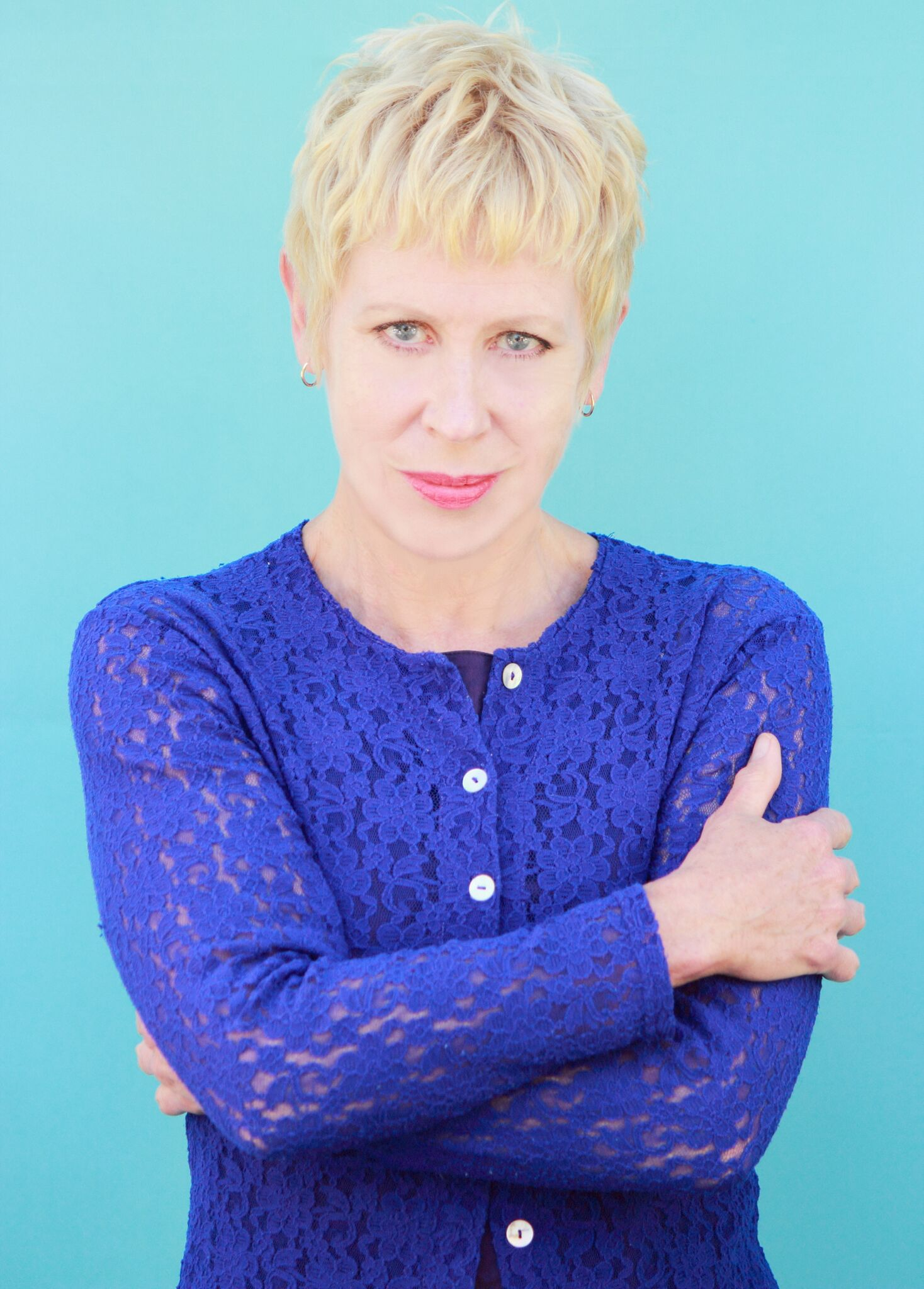 Iconic singer/songwriter Hazel O'Connor visits Newport's Riverfront Theatre on November 2, 2019