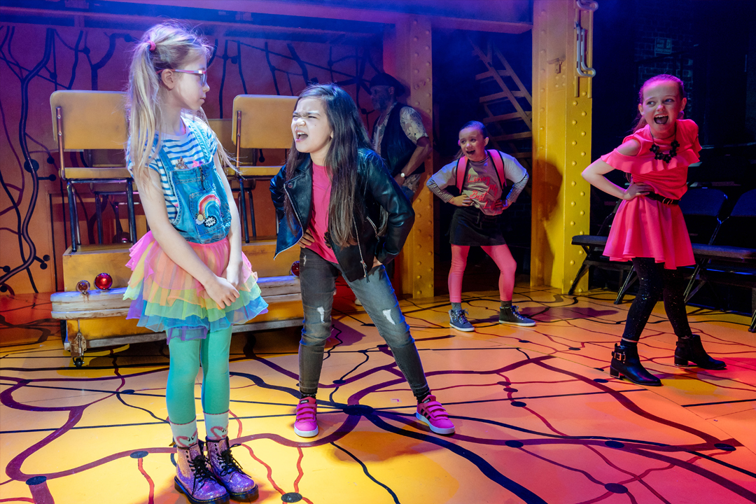 Little Miss Sunshine  plays Cardiff's New Theatre from Thursday 12th September 2019 to Saturday 14th September 2019