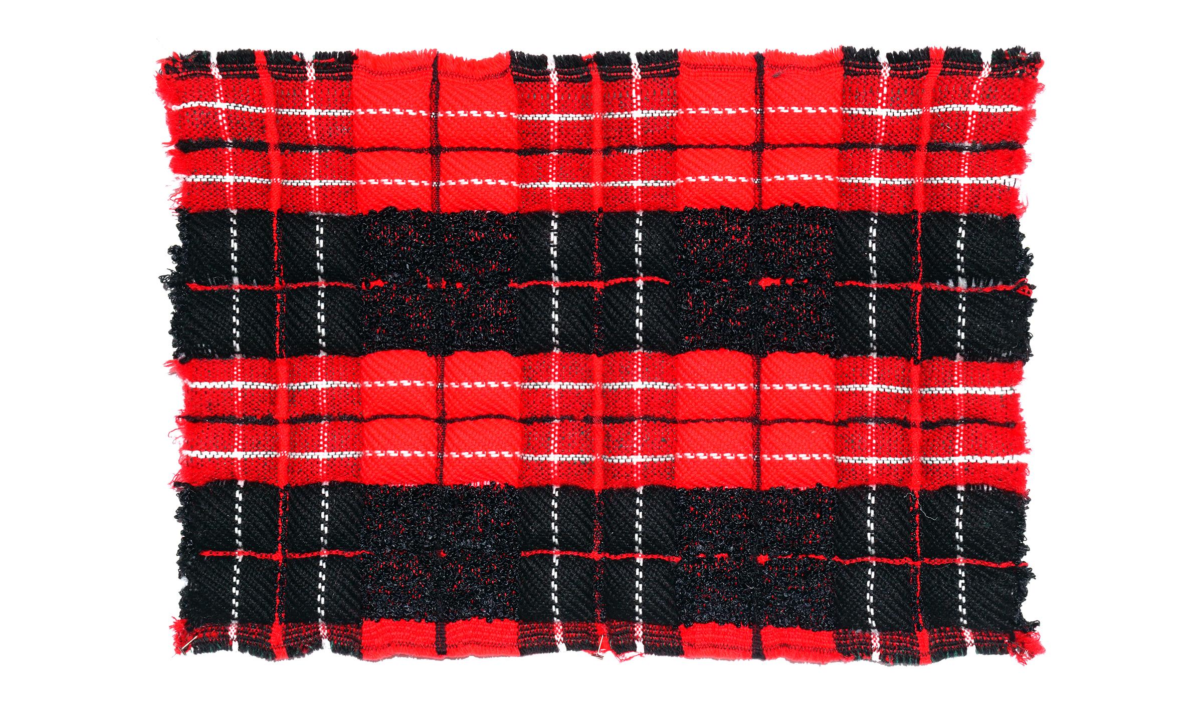 Puff 1 handwoven plaid textile.jpg