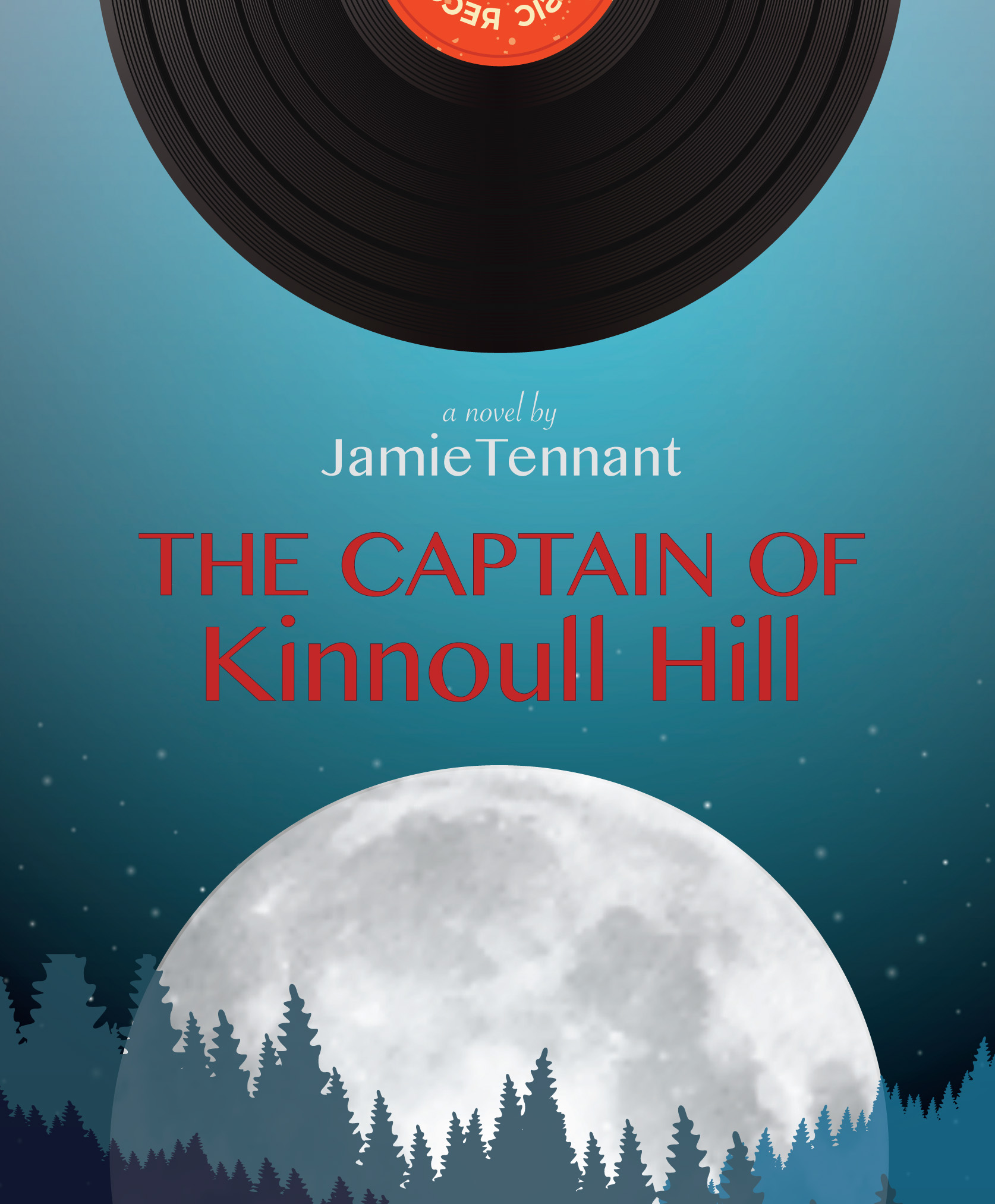 Jamie Tennant.  The Captain of Kinnoull Hill . Palimpsest Press. $19.95, 280 pp., ISBN: 9781926794365