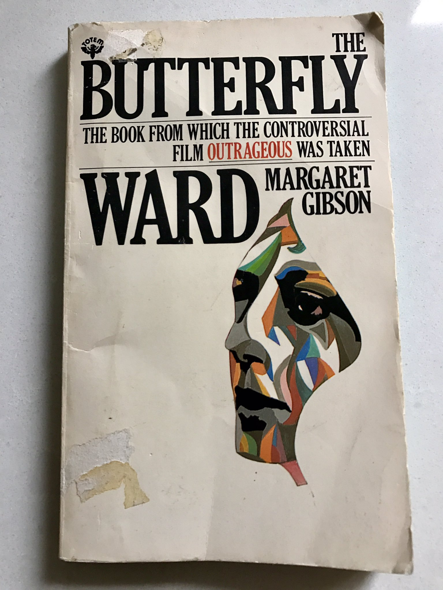 Margaret Gibson.  The Butterfly Ward . Oberon Press. Out of Print.