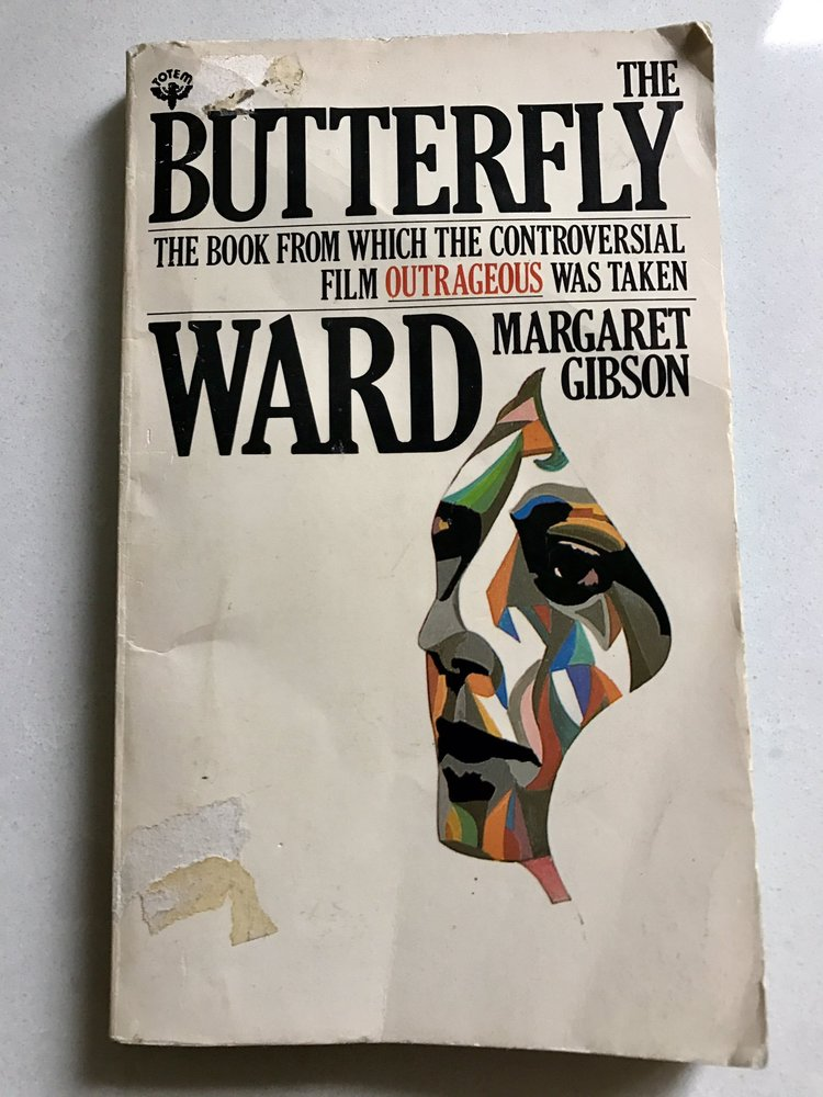 Margaret Gibson. The Butterfly Ward. Oberon Press. Out of Print.