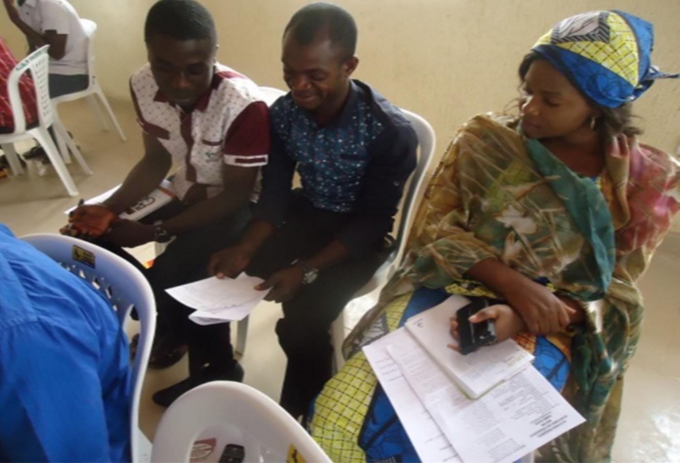 Group Discussion — Adamawa, Nigeria