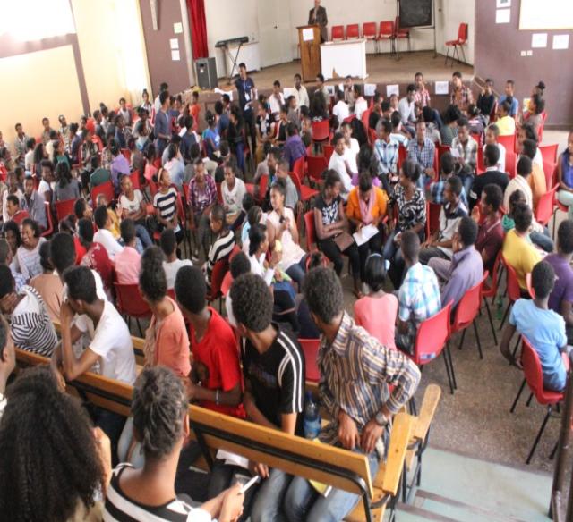 Bible Club Leaders Training - Addis Ababa, Ethiopia