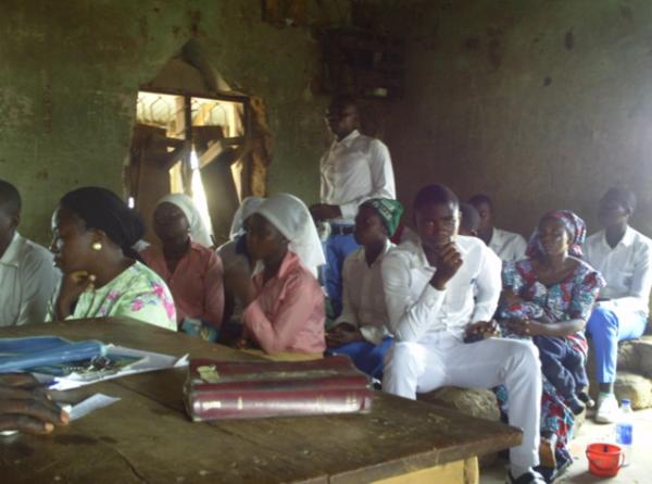 New Leaders Training - Jos, Nigeria