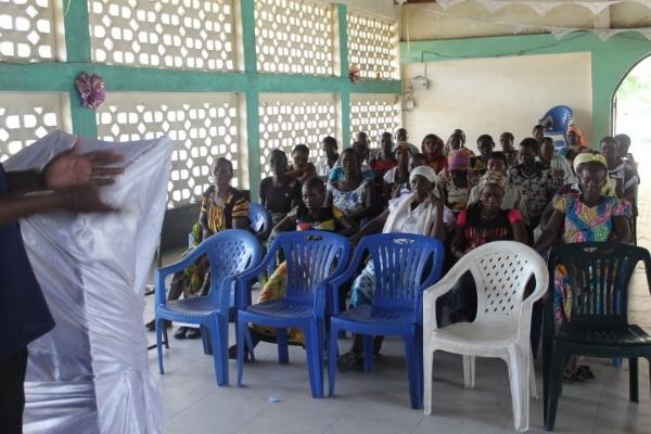 Care Givers' Seminar - Tanzania