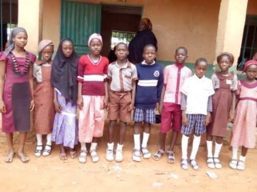 Bible Quiz competition ~ Kebbi State, Nigeria