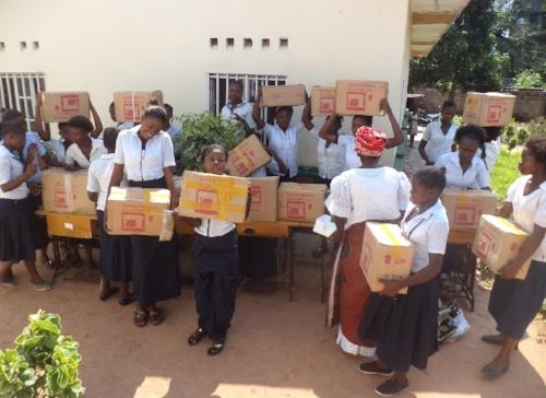 Hope for the future – BAMATU Project, Congo DR
