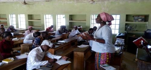 Post-Campus Training – Maiduguri, Nigeria