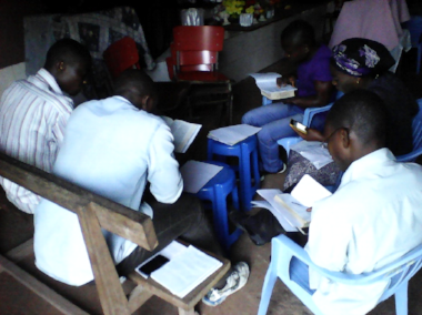 6 Small Group Discussion at Young Leaders' Training – Congo DR.png