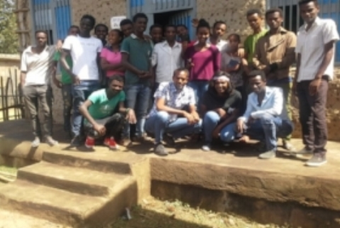 Participants - Negala Training, Ethiopia