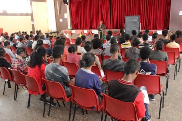 School Coordinators' Meeting - Ethiopia