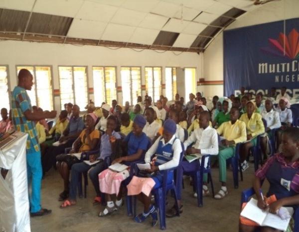 School Graduate's Retreat, Makurdi, Nigeria