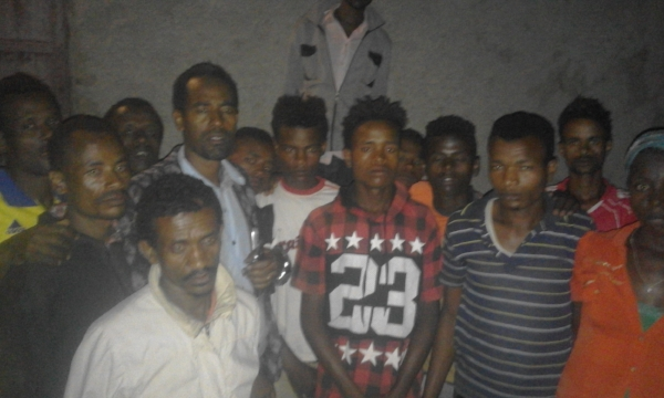 Some of the New Believers – Dato, Ethiopia