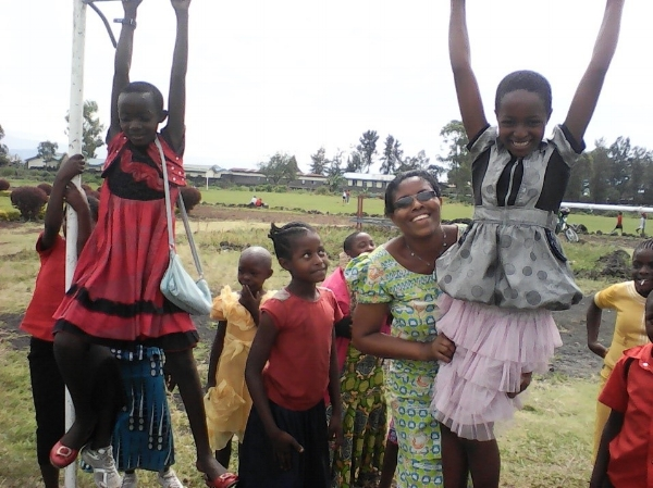 Children During Playtime – Goma, Congo DR
