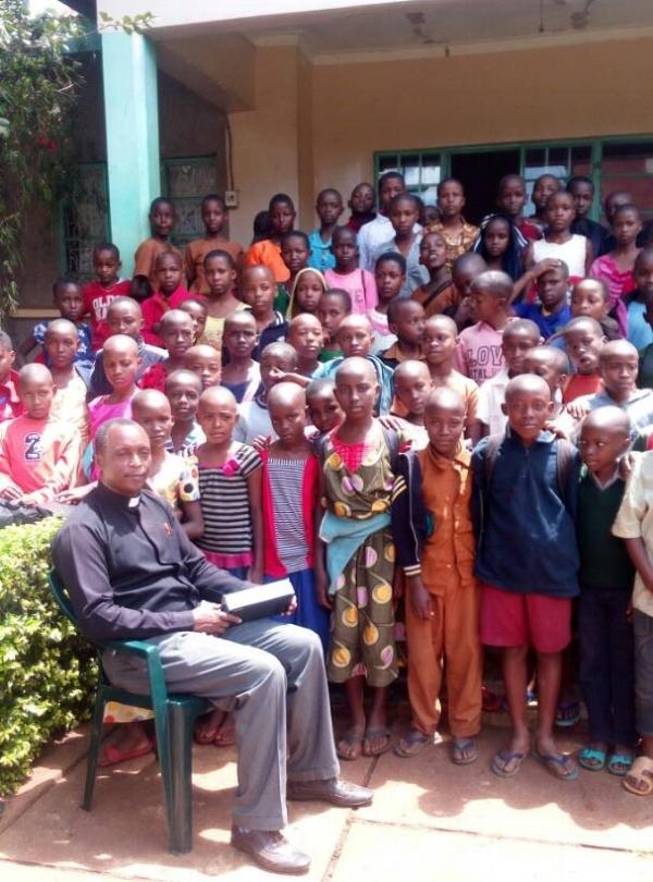 Some of the Orphans – Karatu Center, Tanzania